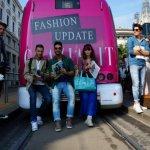 4Upper Models for Grazia 20/09/13 Milan Fashion Week